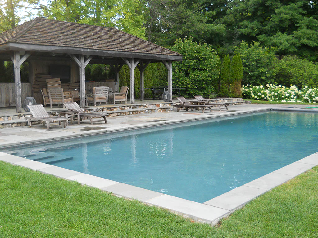 In Ground Gunite Swimming Pools Installation Contractors In And Around Hudson Valley Ny